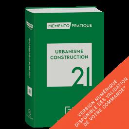 Mémento urbanisme construction