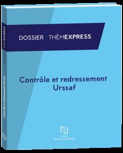 Contrôle et redressement Urssaf