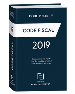 Code fiscal 2019