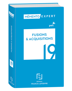 Mémento Fusions & Acquisitions