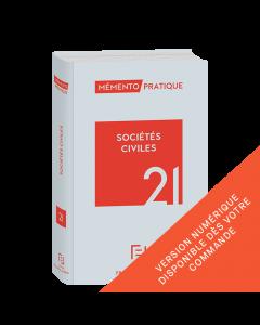 Mémento Sociétés Civiles