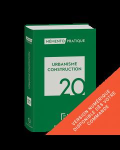 mémento urbanisme et construction