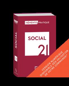 Mémento Social 2021