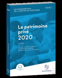 Le patrimoine privé 2020