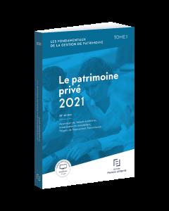 Le patrimoine privé 2021