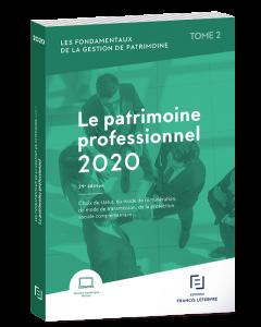 le patrimoine professionnel 2020