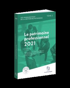 Le patrimoine professionnel 2021