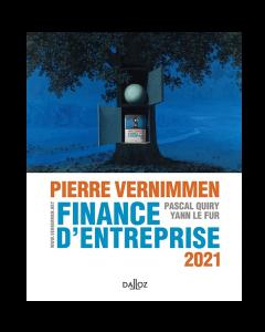 Vernimmen finance d'entreprise