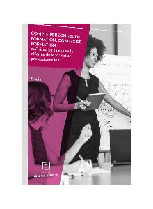 LIVRE BLANC - Compte personnel de formation, congés de formation : maîtrisez les enjeux de la réforme de la formation professionnelle !