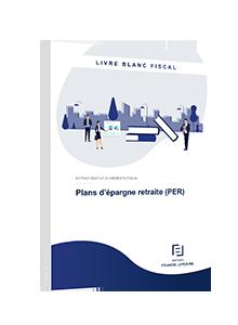 LIVRE BLANC - Plans d'épargne retraite (PER)