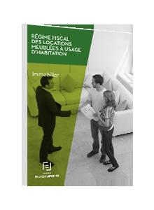 LIVRE BLANC - Régime fiscal des locations meublées à usage d'habitation