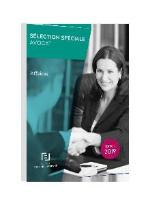 LIVRE BLANC - Sélection spéciale avocat