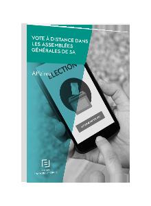 LIVRE BLANC - Vote à distance dans les assemblées générales de SA